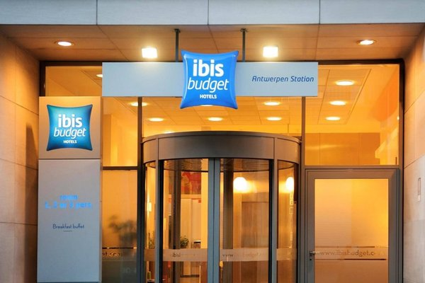 ibis budget Antwerpen Centraal Station - фото 18