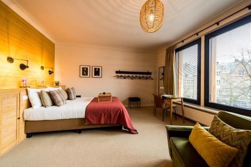 Aplace Antwerp City Flats & Suites - фото 50