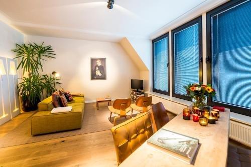 Aplace Antwerp City Flats & Suites - фото 5