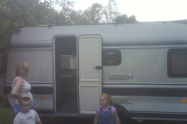 On the trailer when The Adventure, Ченстохова