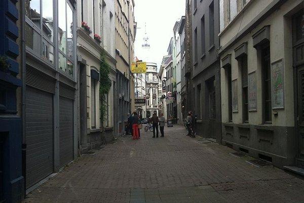Antwerp Sleep Inn City Centre - фото 7