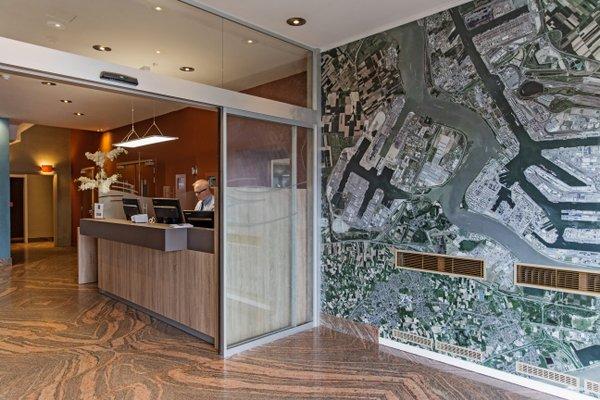 Antwerp Harbour Hotel - фото 11