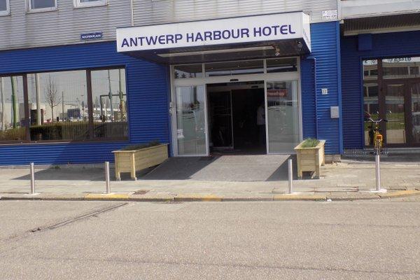 Antwerp Harbour Hotel - фото 22