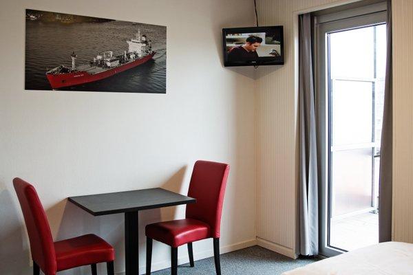 Antwerp Harbour Hotel - фото 5