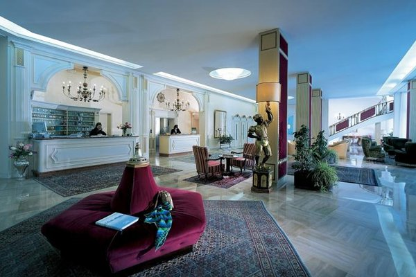 Hotel Ariston Molino Terme - фото 5
