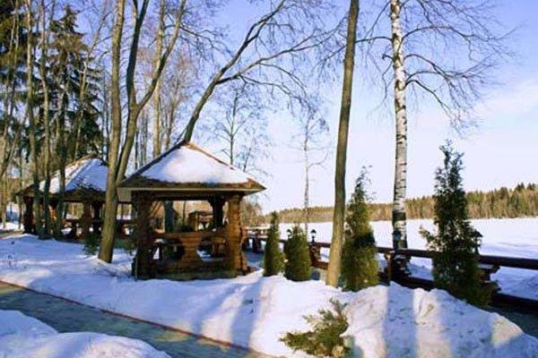 Туристическая база «Заимка», Klyuchi
