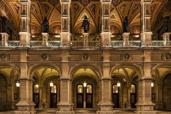 Abieshomes Vienna Opera - фото 17