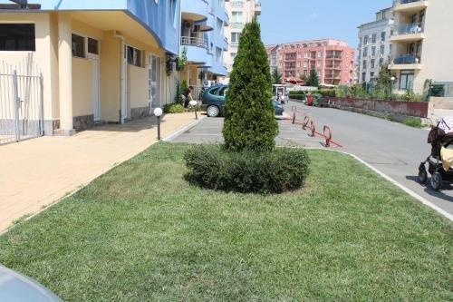 Aqua Blue Apartments - фото 19