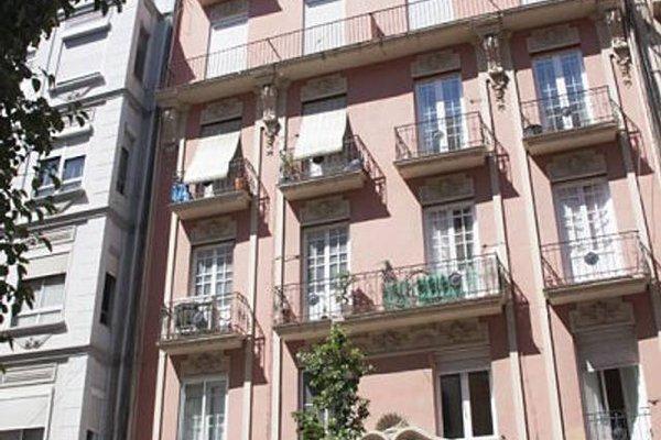 Ruzafa Apartments - фото 22