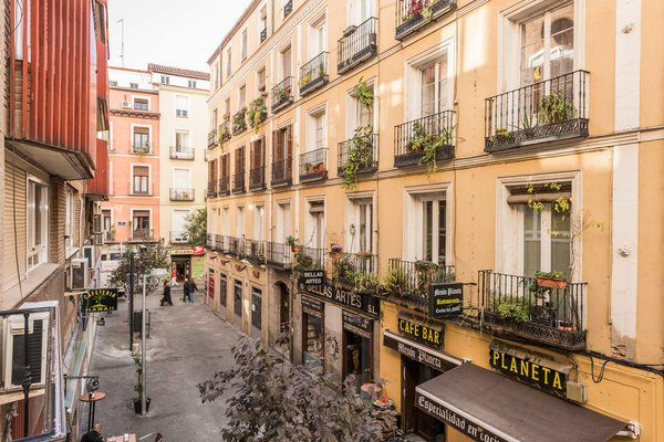 Madrid SmartRentals Chueca II - фото 20