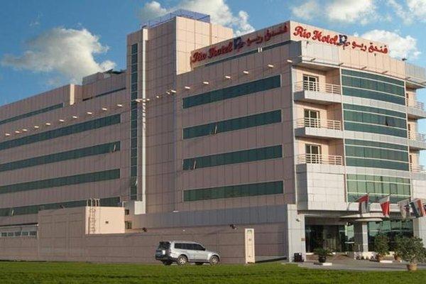 Smana Hotel Al Raffa - фото 23