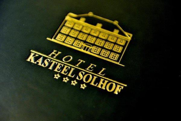 Hotel Kasteel Solhof - фото 21