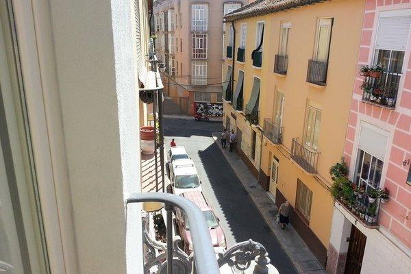 La Siesta Malaga Guesthouse - фото 17