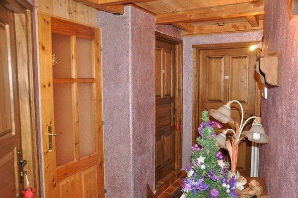 Grand Golliat Ristorante e Chambres d'Hotes - фото 1