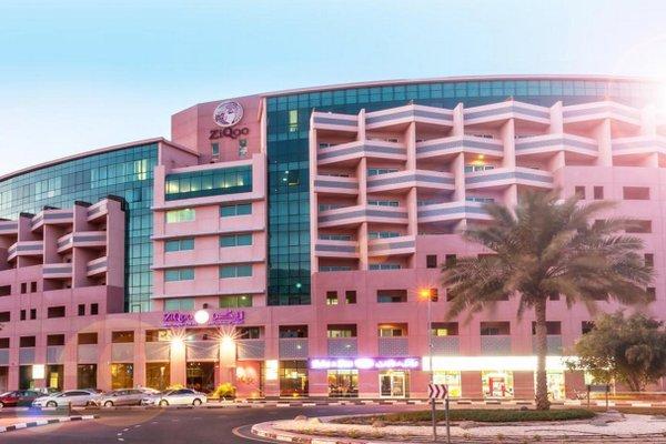 ZiQoo Hotel Apartments Dubai - фото 50