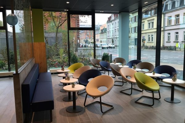 Ibis Budget Bamberg Nichtraucherhotel - фото 13