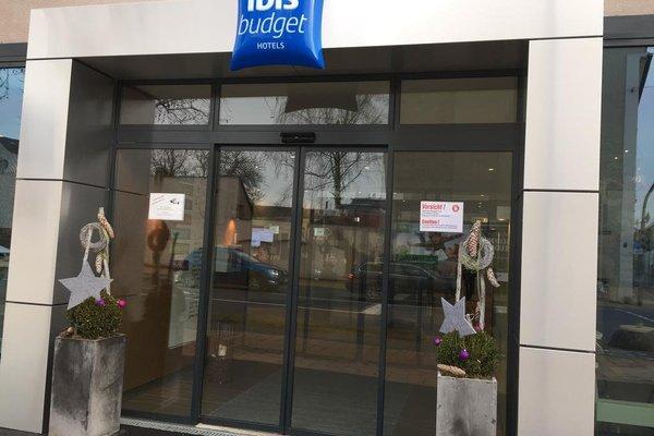 Ibis Budget Bamberg Nichtraucherhotel - фото 21