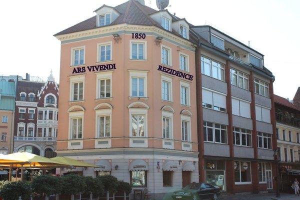 Ars Vivendi Rezidence - фото 33