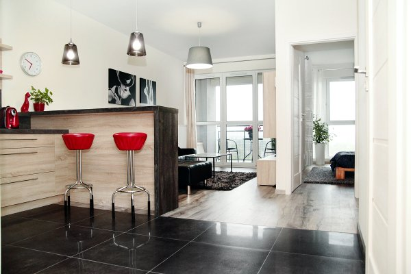 Livin Premium Apartments - фото 15
