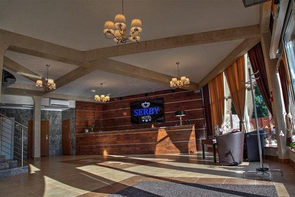 Hotel Serby - фото 7