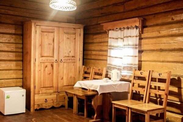 Отель Украина ЭТНОМИР - фото 14