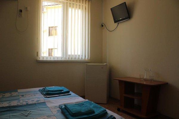 Гостиница «Лебедь», Новый Афон