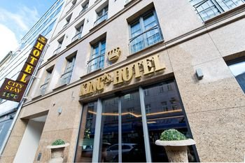 King's Hotel CityStay - фото 21