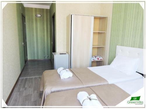 Отель Green Villa - фото 2