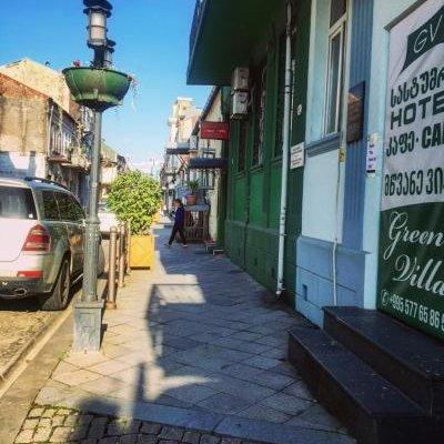 Отель Green Villa - фото 23