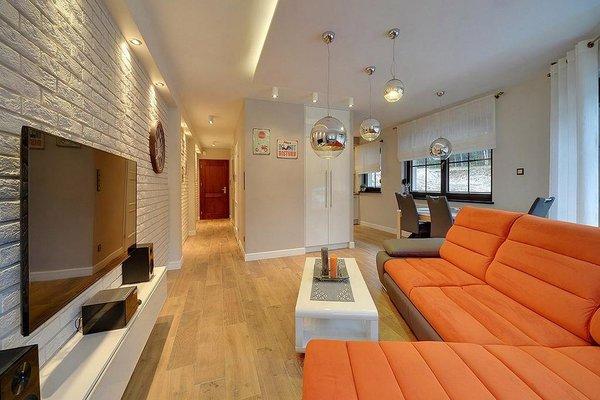 Aparting Wyjatkowe Apartamenty - Norweska Dolina - фото 13