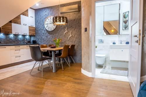 Aparting Wyjatkowe Apartamenty - Norweska Dolina - фото 16