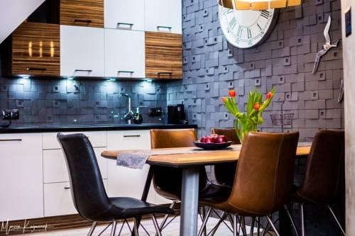 Aparting Wyjatkowe Apartamenty - Norweska Dolina - фото 18