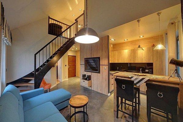 Aparting Wyjatkowe Apartamenty - Norweska Dolina - фото 22