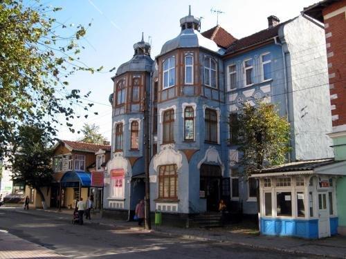 Apartments na Lesoparkovoy 2 A - фото 19