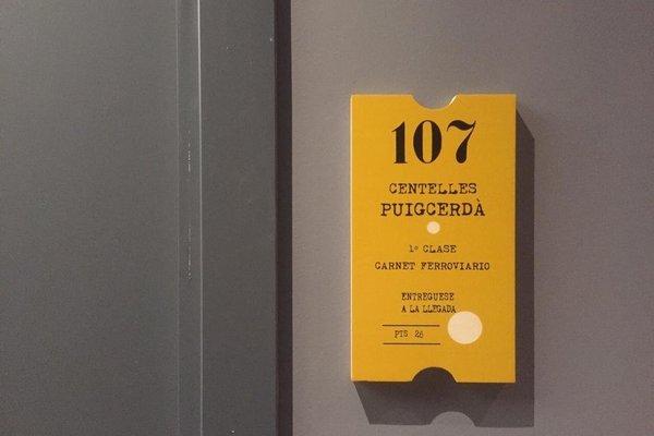 Hotel Parada Puigcerda - фото 14