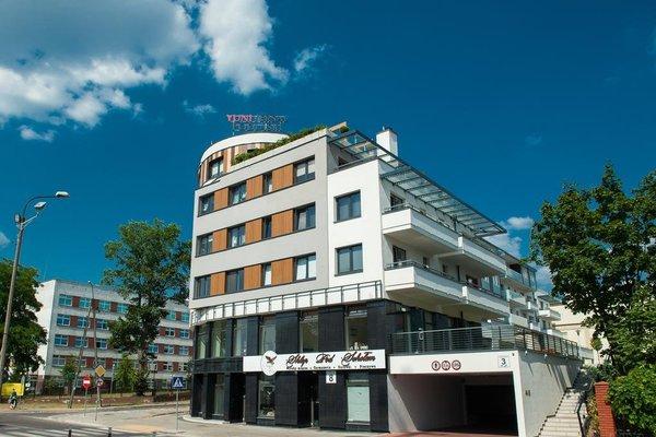 Apartament Magnoliowe Ogrody - фото 11