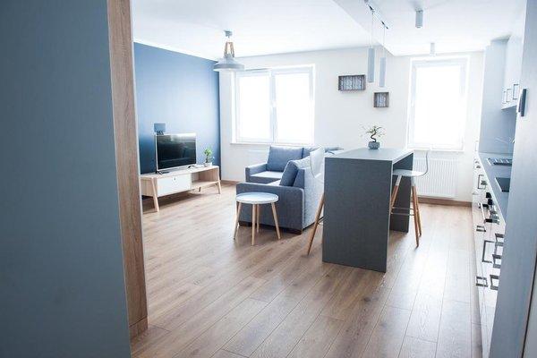 Apartament Magnoliowe Ogrody - фото 8