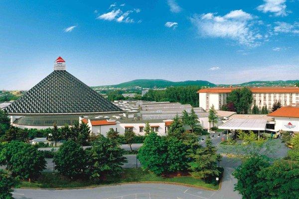 Austria Trend Eventhotel Pyramide - фото 18