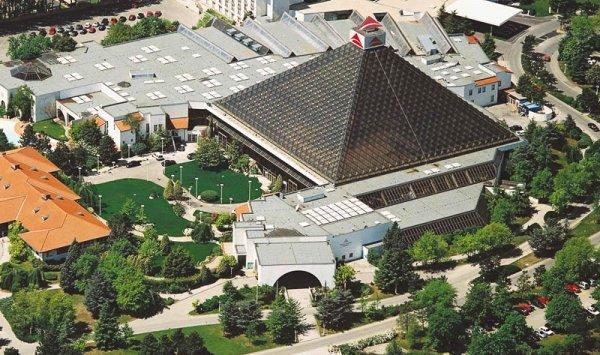 Austria Trend Eventhotel Pyramide - фото 22