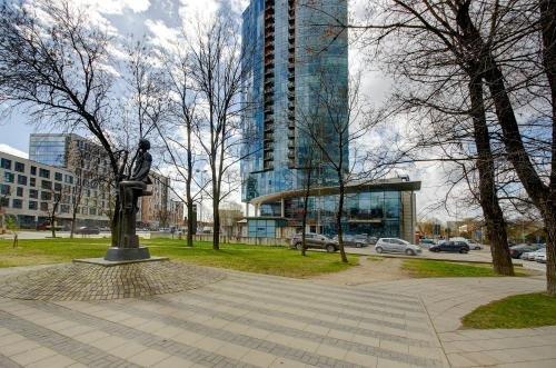 Helios City Vilnius Apartment - фото 34