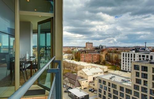 Helios City Vilnius Apartment - фото 21