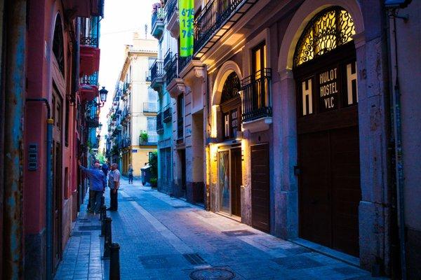 Hulot B&B Valencia - фото 23