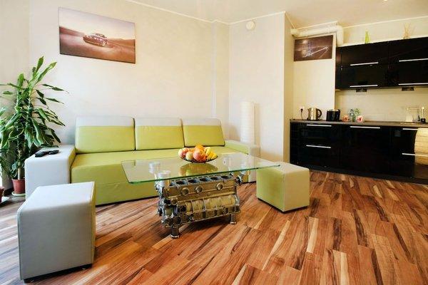 JTB Apartamenty Szczecin - фото 15