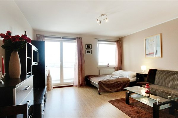 JTB Apartamenty Szczecin - фото 9