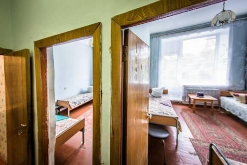 Гостиница «Tri Medvedya», Красноярск