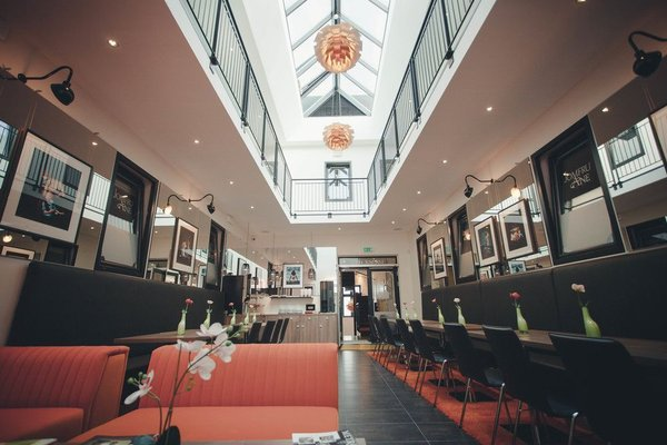 Hotel Jomfru Ane - фото 14