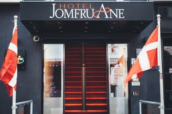 Hotel Jomfru Ane - фото 20
