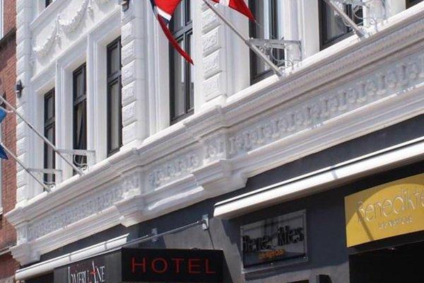 Hotel Jomfru Ane - фото 23