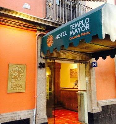 Hotel Templo Mayor - фото 13