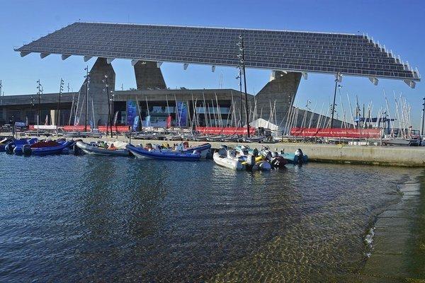 Гостиница «Residencia Deportiva Sercotel Barcelona Sailing», Сан-Андрия-де-Базос